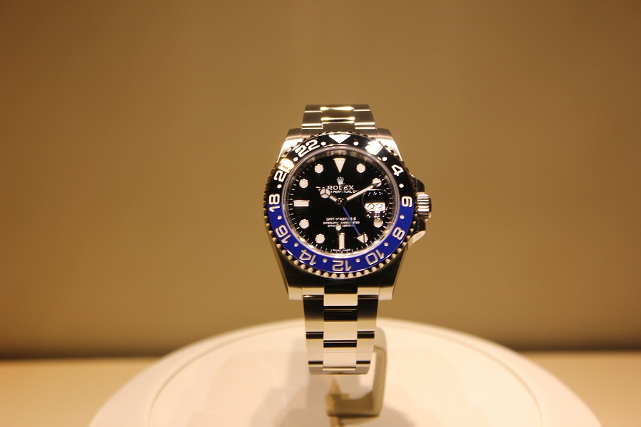 GMT Master II, NEW