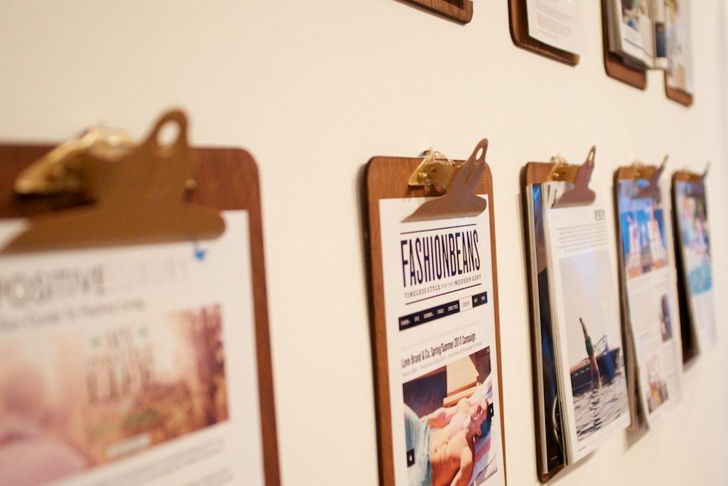 Love Brand & Co._Boutique_Press Wall