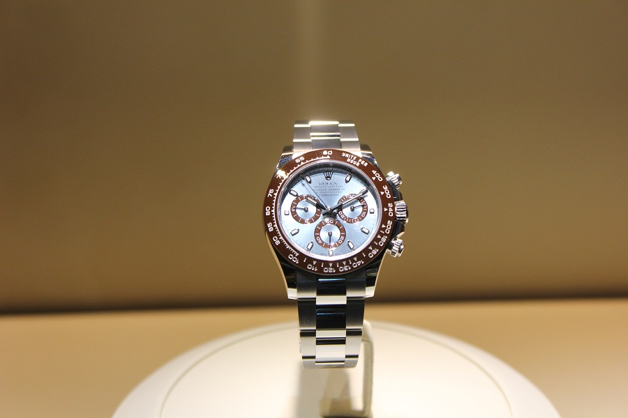 Rolex 50 anniversary platinum Daytona
