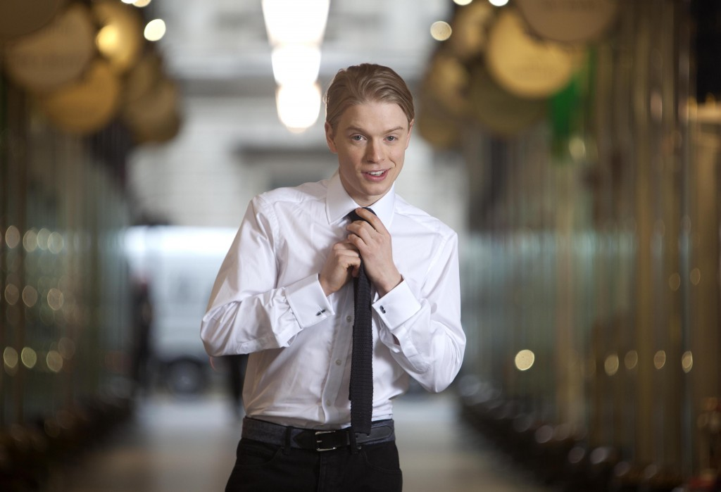 Freddie Fox launches White Shirt Week in St James's London 2