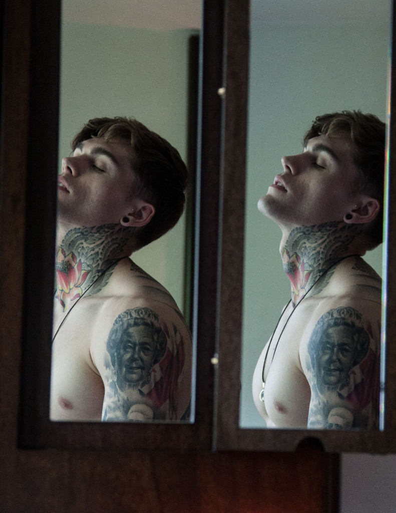 Stephen James Front Tattoo
