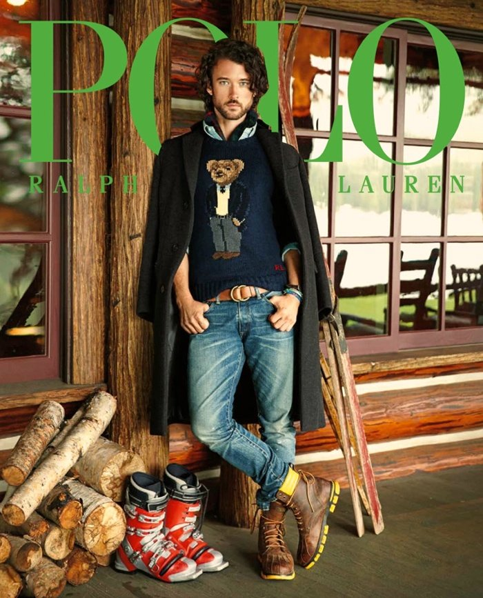 polo ralph lauren holiday 2013 campaign client magazine