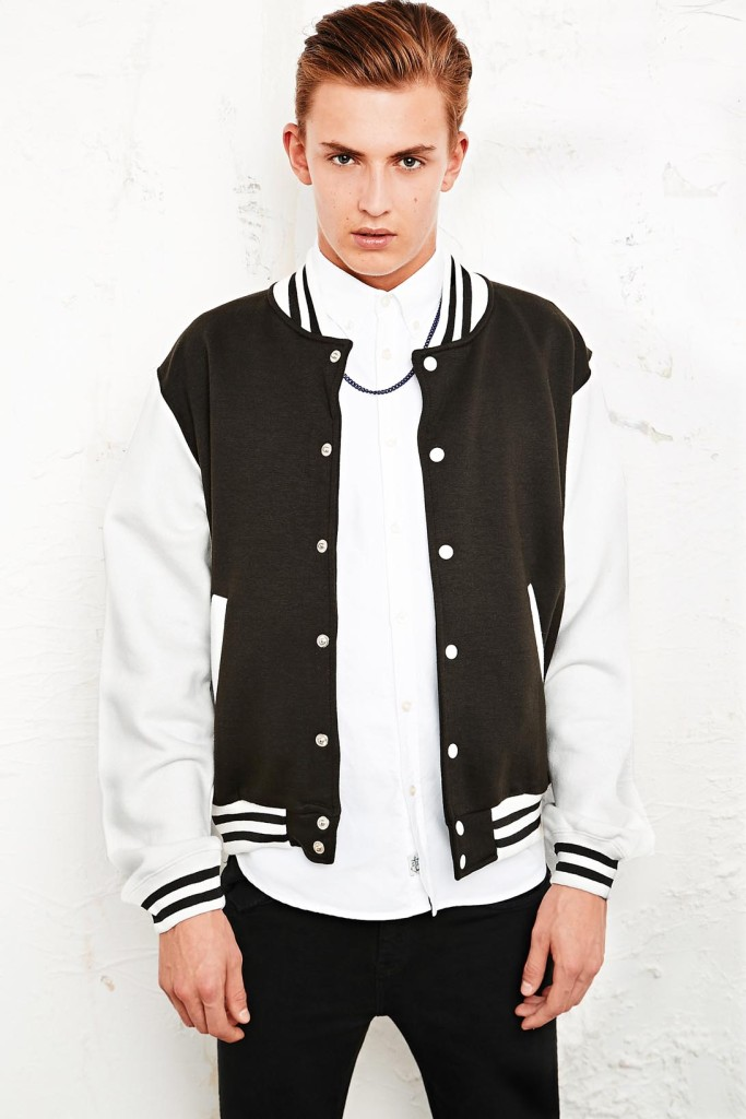 Vintage Renewal Bomber Jacket. Click image to shop