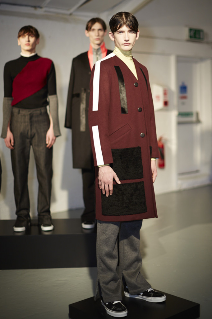 Fashion East Menswear Installations AW14 (Shaun James Cox, BFC) 5