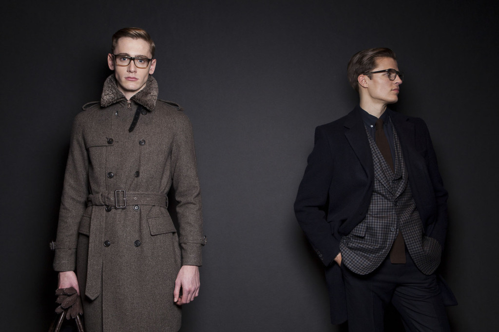 Gieves & Hawkes AW14 (Image: Dan Sims, BFC)