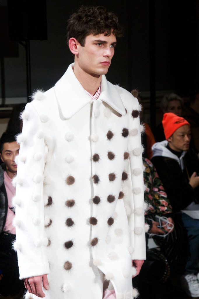 Arthur Gosse (Image: Christopher James @BFC)