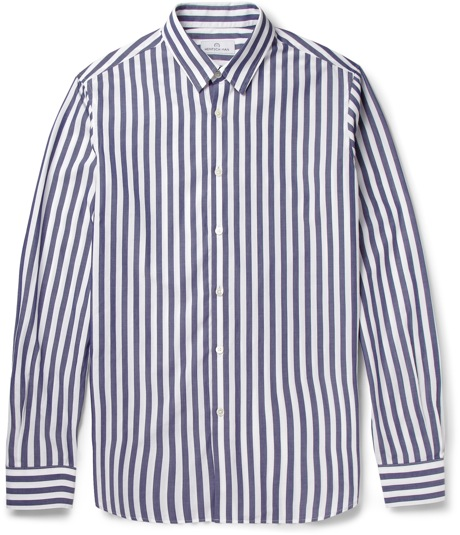 Hentsch Man for MR PORTER striped shirt