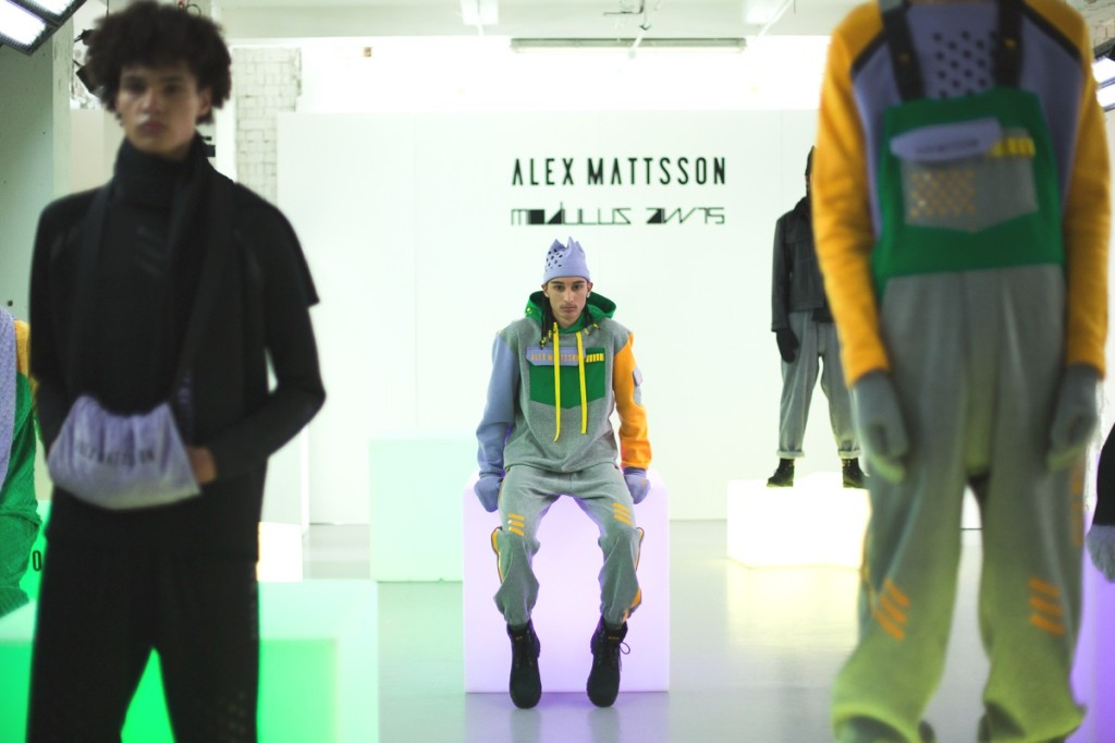 Alex Mattsson AW15 (Dan Sims, British Fashion Council) 4
