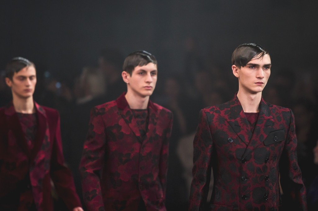 Alexander McQueen AW15 (Dan Sims, British Fashion Council) 4