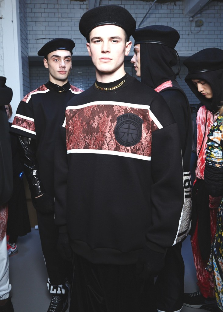 Astrid Andersen AW15, backstage (Sam Wilson, British Fashion Council) 12_72dpi