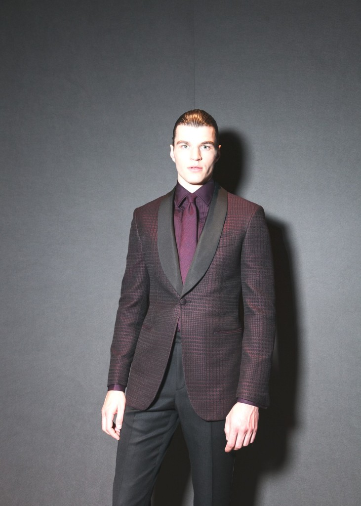 Gieves & Hawkes AW15 (Kensington Leverne, British Fashion Council) 3