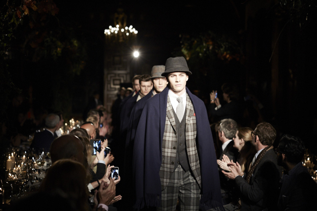 Hackett AW15 (Shaun James Cox, British Fashion Council) 9