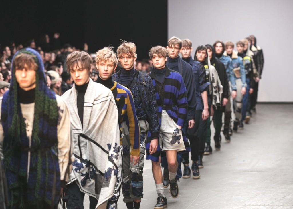 James Long AW15 (Kensington Leverne, British Fashion Council) 3