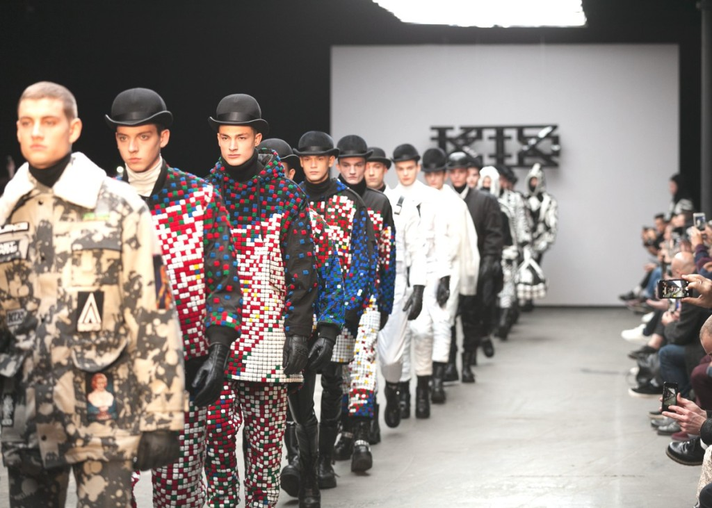 KTZ AW15 (Kensington Leverne, British Fashion Council) 4