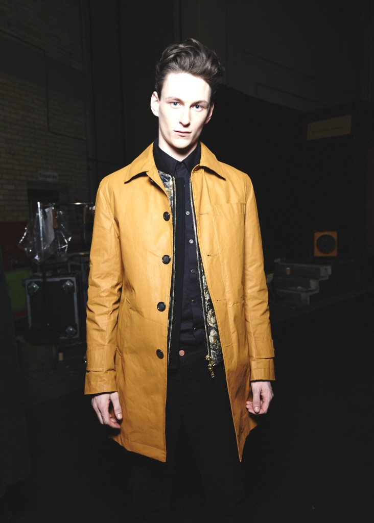 Oliver Spencer AW15, backstage (Sam Wilson, British Fashion Council) 2_72dpi