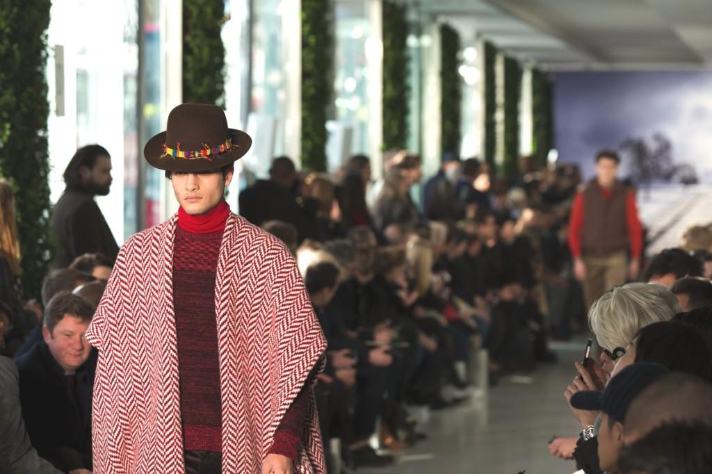 Richard James AW15 (Dan Sims, British Fashion Council) 1