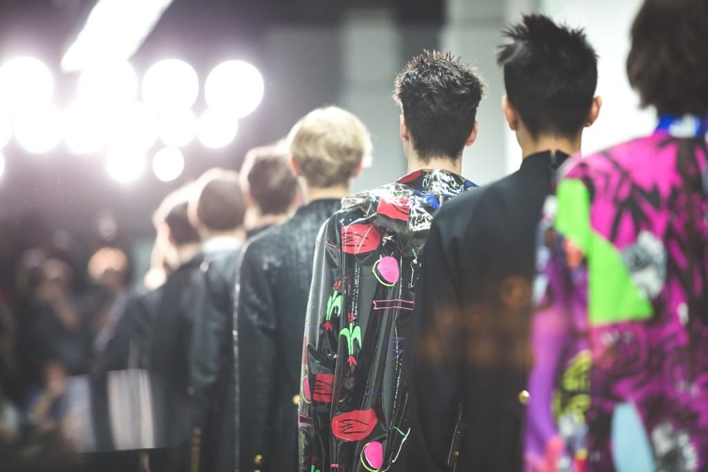 SANKUANZ AW15, presented by GQ China (Dan Sims, British Fashion Council) 4
