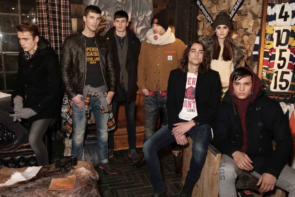 Superdry AW15 (Darren Gerrish, British Fashion Council)