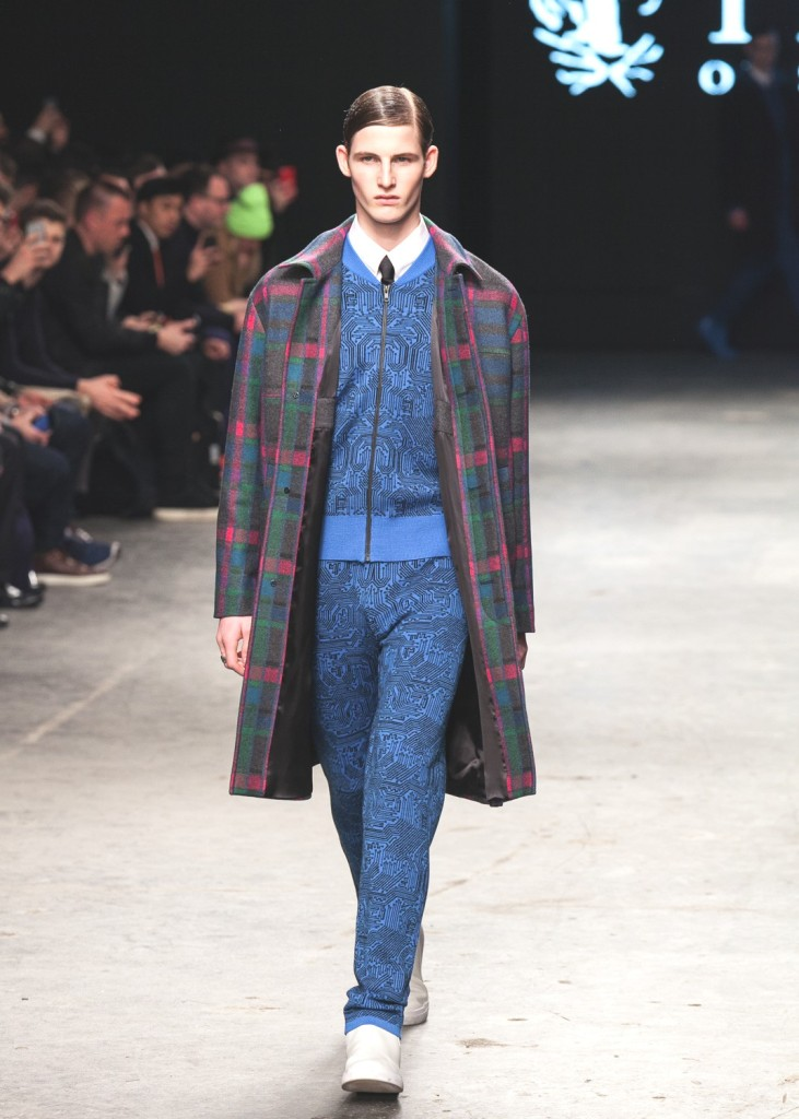 Tiger of Sweden AW15 (Kensington Leverne, British Fashion Council) 5