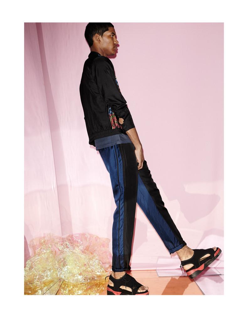 Bryan Acosta at New York Models by Helen Eriksson