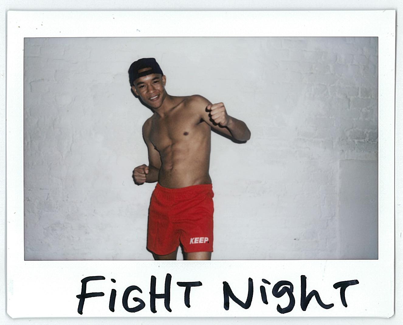 Fight Night (Tris)