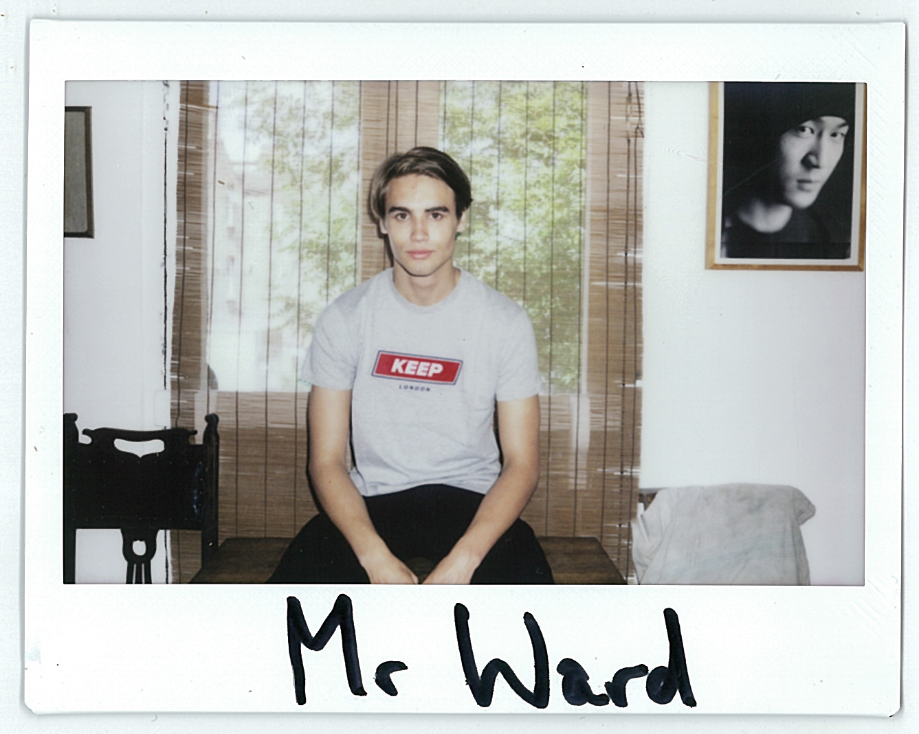 Mr Ward (Karl)