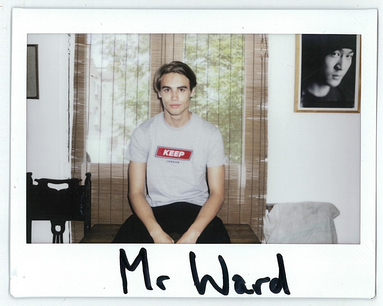 Mr Ward (Karl)