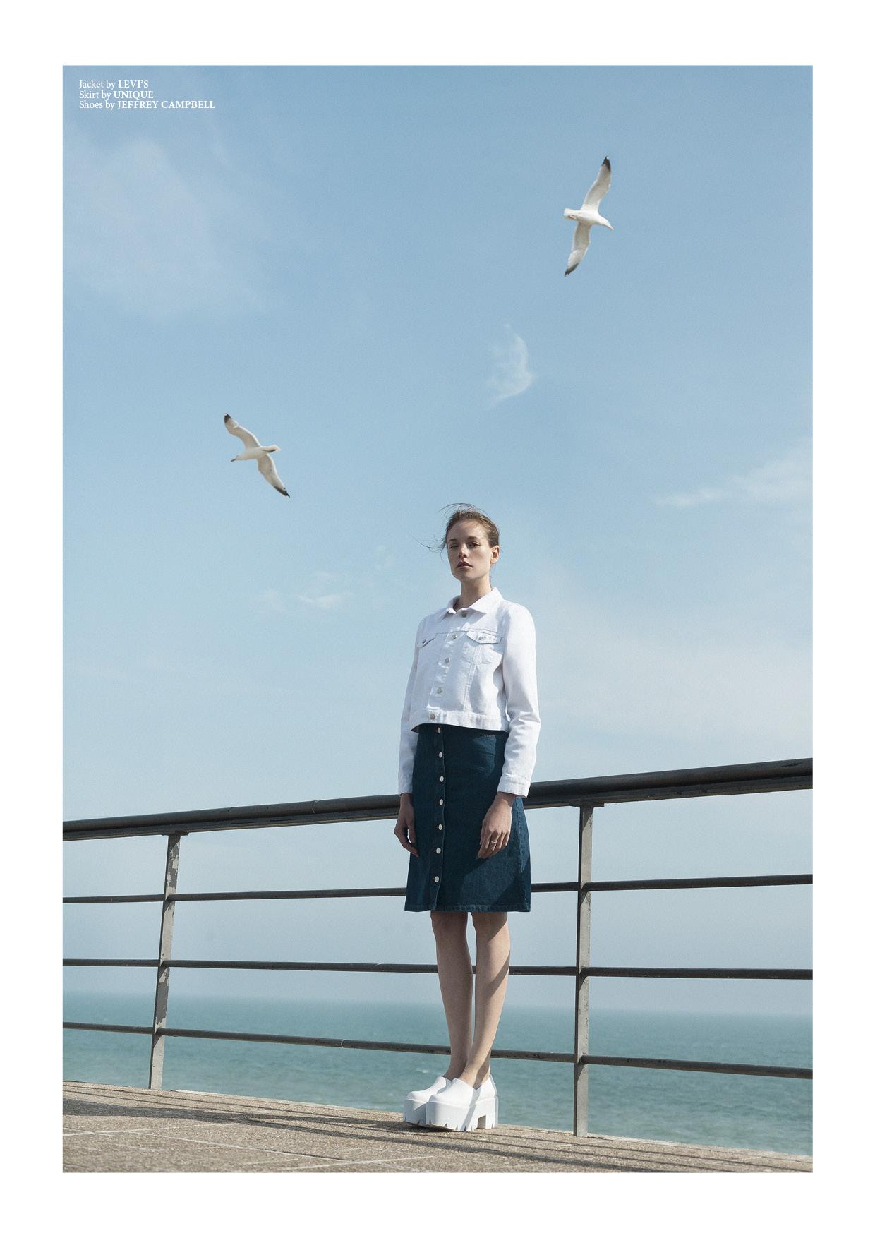 Valeria Gracia at Select, London by Rodrigo Carmuega
