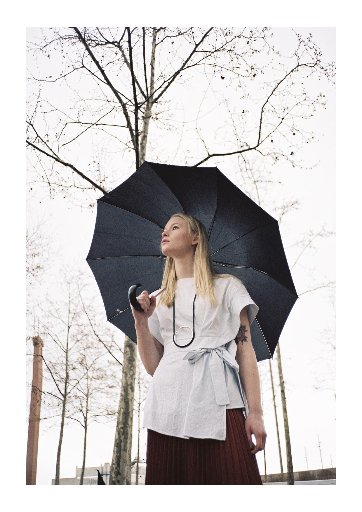 Lotta Neudecker at Unizo Models by Paula Latimori