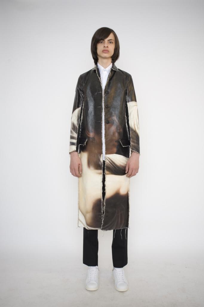 07. Caravaggio Rane Coat