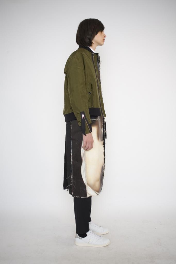 07. Caravaggio Rane Coat Side
