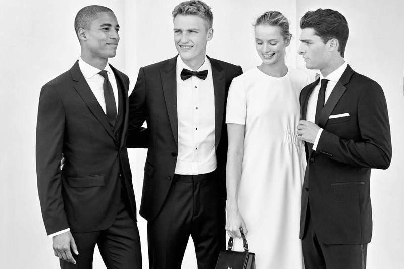 Hugo Boss Wedding SS17 by Bruno Staub   Client Magazine