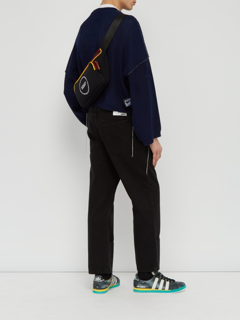 ClientStyle Raf Simons x Adidas RS