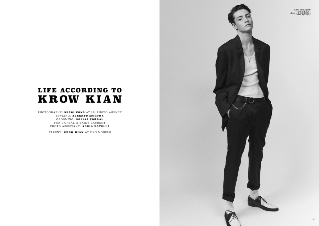 Life According to Krow Kian by Sergi Pons for Client US #13